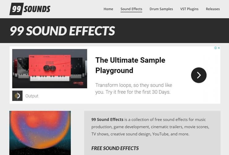 free sound effect sites 1