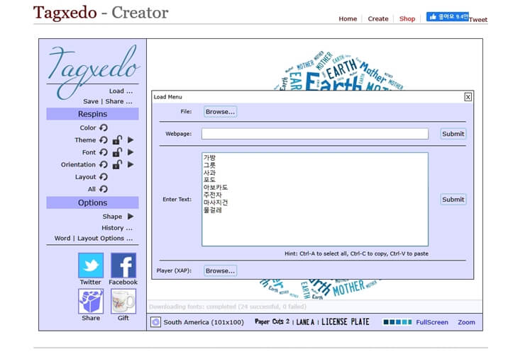 typography site 4